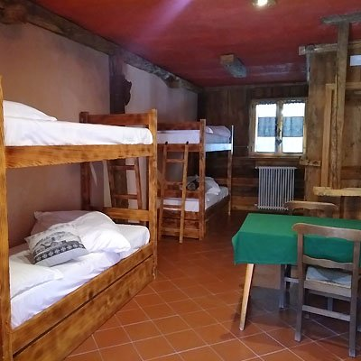Room Prices in Valle Maira